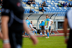 Rugby match between National team of Slovenia and Austria at EUROPEAN NATIONS CUP 2014-2016 on May 7th, 2016, at ZAK Stadium, Ljubljana, Slovenia. (Photo by Grega Valancic / Sportida.com)