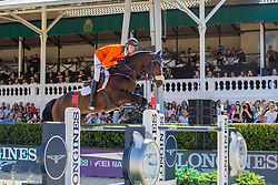 Schuttert Frank, NED, Chianti s Champion<br /> Longines FEI Jumping Nations Cup™ Final<br /> Barcelona 20128<br /> © Hippo Foto - Dirk Caremans<br /> 07/10/2018