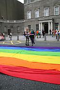 Dublin Pride Festival 2012 parade