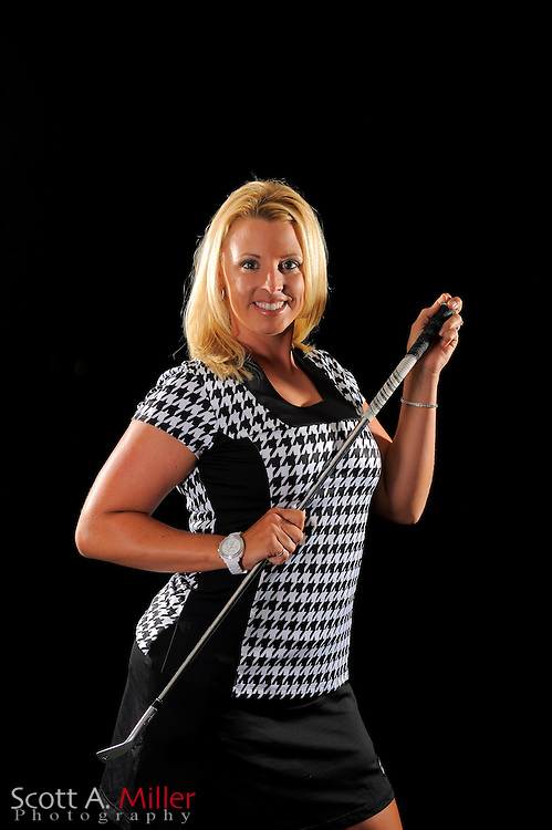 Ashley Prange during a portrait shoot prior to the LPGA Future Tour's Daytona Beach Invitational at LPGA International's Championship Courser on March 28, 2011 in Daytona Beach, Florida... ©2011 Scott A. Miller