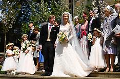 Lady Gabriella Windsor wedding - 18 May 2019