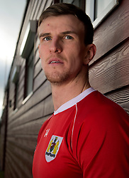 Bristol City's Aden Flint  - Photo mandatory by-line: Joe Meredith/JMP - Mobile: 07966 386802 - 21/01/2015 - SPORT - Football - Bristol - Failand Training Ground -  v  -