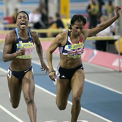 AVIVA International Athletics | Kelvinhall Sports Arena | 28 January 2012