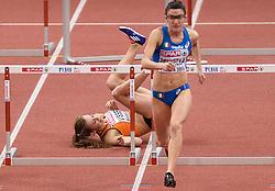 06-03-2015 CZE: European Athletics Indoor Championships, Prague<br /> Nadine Visser NED