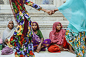 Women of Nizamuddin