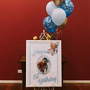 Shreyansh's 1st Birthday