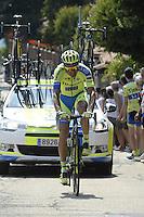 Basso Ivan - Tinkoff Saxo - 27.06.2015 - Championnat d'Italie 2015 -Turin<br />Photo : Sirotti / Icon Sport