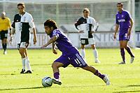 Firenze 17-10-2004<br /> <br /> Campionato  Serie A Tim 2004-2005<br /> <br /> Fiorentina siena<br /> <br /> nella  foto Fabrizio Miccoli Fiorentina<br /> <br /> Foto Snapshot / Graffiti