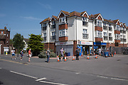 LITTLE COMMON TESCOS,  Seafront, Bexhill, 9 May 2020