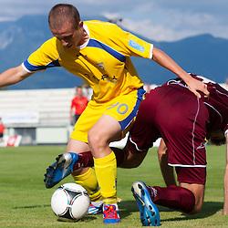 20120812: SLO, Football - Prva liga NZS, NK Triglav vs NK Domzale