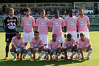 FOOTBALL - FRIENDLY GAMES 2012/2013 - EVIAN TG v SC BASTIA - 24/07/2011 - PHOTO PHILIPPE LAURENSON / DPPI - TEAM EVIAN