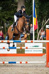 Braaten Johnsen Ada Alette, NOR, Elle Dorado<br /> European Jumping Championship Children<br /> Zuidwolde 2019<br /> © Hippo Foto - Dirk Caremans<br /> Braaten Johnsen Ada Alette, NOR, Elle Dorado