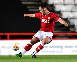 Jack Batten of Bristol City - Mandatory by-line: Paul Knight/JMP - Mobile: 07966 386802 - 12/10/2015 -  FOOTBALL - Ashton Gate Stadium - Bristol, England -  Bristol City U21 v Sheffield Wednesday U21 - Professional Development League