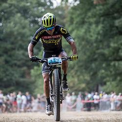APELDOORN (NED) NK Mountainbike <br />Michel van der Heijde