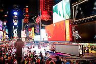 VRACHTWAGEN IN NEW YORK