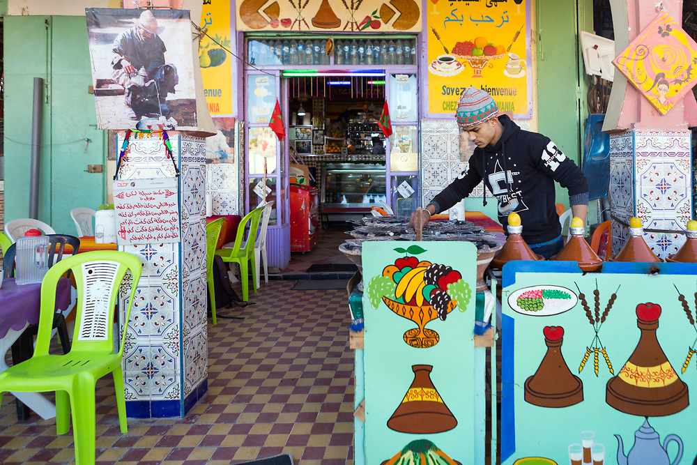 Rissani, Southern Morocco, 2017-12-16.