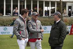 Weinberg Peter, GER, Van Paesschen Constant, Cox Karel, BEL<br /> FEI Nations Cup of Belgium<br /> CSIO Lummen 2017<br /> © Hippo Foto - Dirk Caremans<br /> 28/04/2017