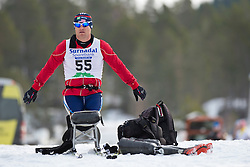 CNOSSEN Daniel, USA, Long Distance Cross Country, 2015 IPC Nordic and Biathlon World Cup Finals, Surnadal, Norway
