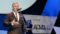 Top de Marketing ADVB 2017 ocorrido no teatro Bourbon Country. Na foto RUBEM PICOLI, DIRETOR TÉCNICO DA MELNICKFOTO: Marcos Nagelstein/Agência Preview