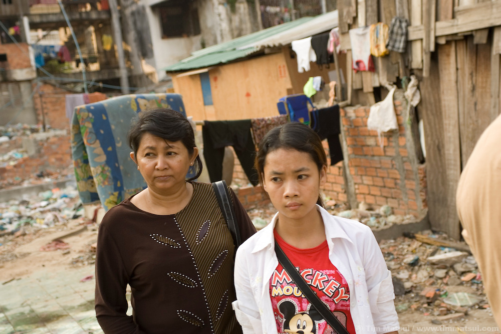 ...Cambodia anti human trafficking story.