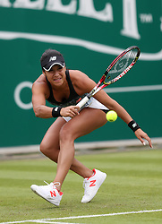 Heather Watson during day two of the Nature Valley Classic at Edgbaston Priory, Birmingham.