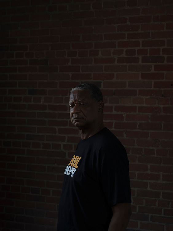 Eddie Conway, former black panther, in Baltimore