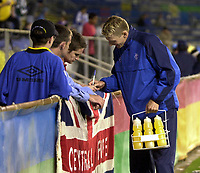 Rangers v Miami Fusion friendly match, Fort Lauderdale, Florida.<br />