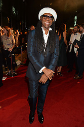 NILE ROGERS at the GQ Men of The Year Awards 2016 in association with Hugo Boss held at Tate Modern, London on 6th September 2016.