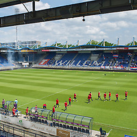 20120519 - TRAINING WILLEM II - DEN BOSCH