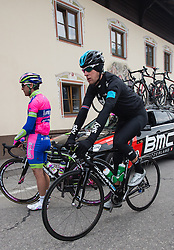 17.04.2013, Hauptplatz, Sillian, AUT, Giro del Trentino, Etappe 2, Sillian nach Bozen, im Bild Bradley Wiggins (Team Sky Procycling) // during the 2nd stage, Sillian to Bolzano of the Giro del Trentino at the Hauptplatz, Lienz, Austria on 2013/04/17. EXPA Pictures © 2013, PhotoCredit: EXPA/ Johann Groder