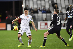 January 20, 2019 - Bordeaux, France - Changhoon Kwon  (Credit Image: © Panoramic via ZUMA Press)