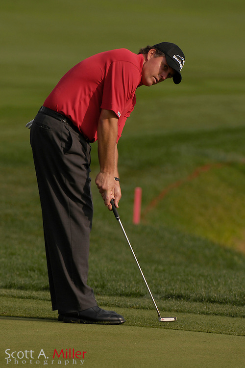 Phil Mickelson in action during the Arnold Palmer Invitational at Bay Hill Club and Lodge on March 14, 2007 in Orlando, Florida...© 2007 Scott A. Miller