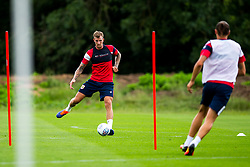 Aden Flint in action as Bristol City return for pre-season training ahead of the 2017/18 Sky Bet Championship Season - Rogan/JMP - 30/06/2017 - Failand Training Ground - Bristol, England - Bristol City Training.