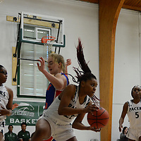 Women's Basketball: William Peace University Pacers vs. U.S. Coast Guard Academy Bears
