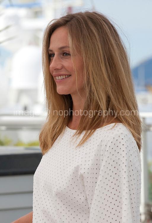Actress Cécile De France, at the Jury De La Cinefondation Et Des Courts Metrages  film photo call at the 68th Cannes Film Festival Thursday May 21st 2015, Cannes, France.