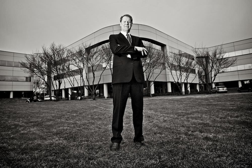 Jon Ness, chief executive officer of Kootenai Health
