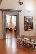 FLORENCE, San Salvi Museum