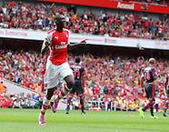 Arsenal v Benfica 020814
