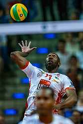 18-05-2019 GER: CEV CL Super Finals Zenit Kazan - Cucine Lube Civitanova, Berlin<br /> Civitanova win the Champions League by beating Zenit in four sets / Robertlandy Simon Aties #1 3of Cucine Lube Civitanova