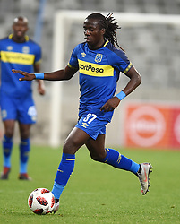 Cape Town-181002- Cape Town City Allan Kateregga  in action against  of Bidvest Wits in a PSL clash at Cape Town Stadium..Photographs:Phando Jikelo/African News Agency/ANA