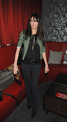 ANNABEL NIELSON at a party to celebrate the publication of Nain Attallah's book'Fulfilment & Betrayal' held at The Bluebird, King's Road, London on 1st May 2007.<br />