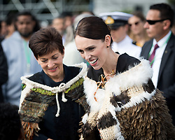 "Thousands of people attend a National Remembrance Service for  victims of the March 15 Christchurch mosques terrorist attack. The ""We Are One"" service in Hagley Park was live-streamed worldwide and included  addresses by Prime Minister JACINDA ARDERN (right) and Dame PATSY REDDY, governor-general of New Zealand. The service also included the reading of the names of the 50 people killed and musical performances including one by Yusuf Islam/Cat Stevens. Representatives from nearly 60 countries attended the service under tight security."
