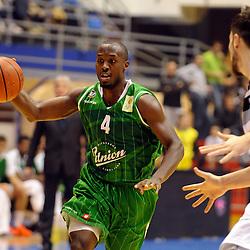 20131201: SRB, Basketball - ABA League, KK Partizan NIS vs KK Union Olimpija Ljubljana