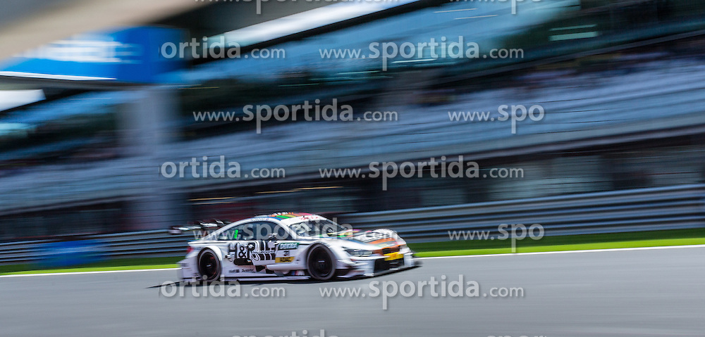 21.05.2016, Red Bull Ring, Spielberg, AUT, DTM Red Bull Ring, Freies Training, im Bild Tom Blomqvist (GRB, BMW M4 DTM) // during the DTM Championships 2016 at the Red Bull Ring in Spielberg, Austria, 2016/05/21, EXPA Pictures © 2016, PhotoCredit: EXPA/ Dominik Angerer