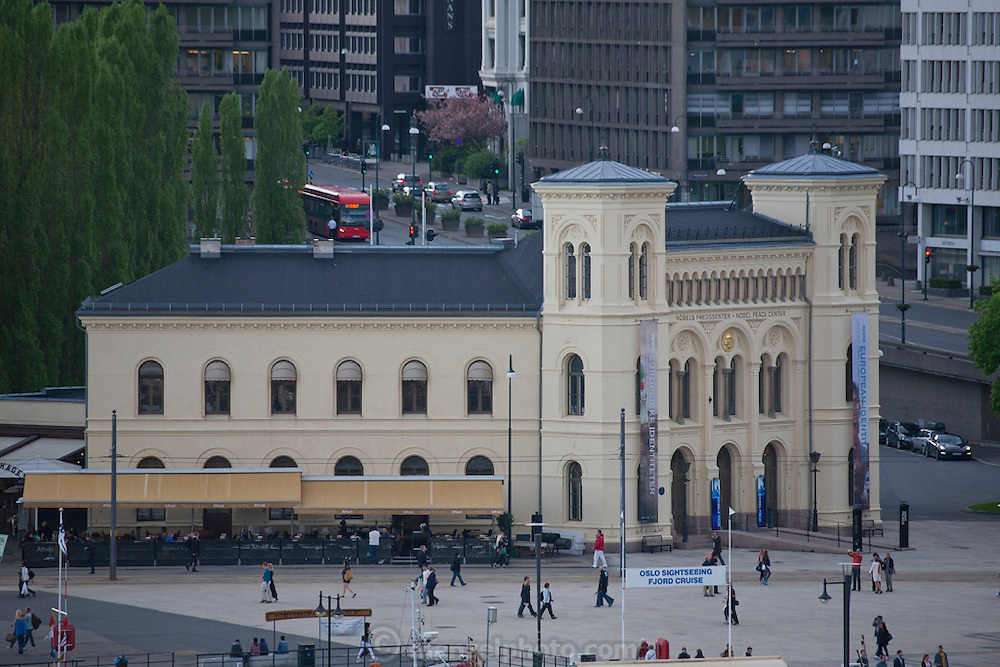 Nobel Peace Center, Oslo, Norway