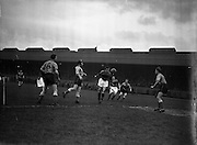 15/02/1958<br /> 02/15/1958<br /> 15 February 1958<br /> F.A.I. Cup Bohemians v Evergreen at Dalymount Park, Dublin.