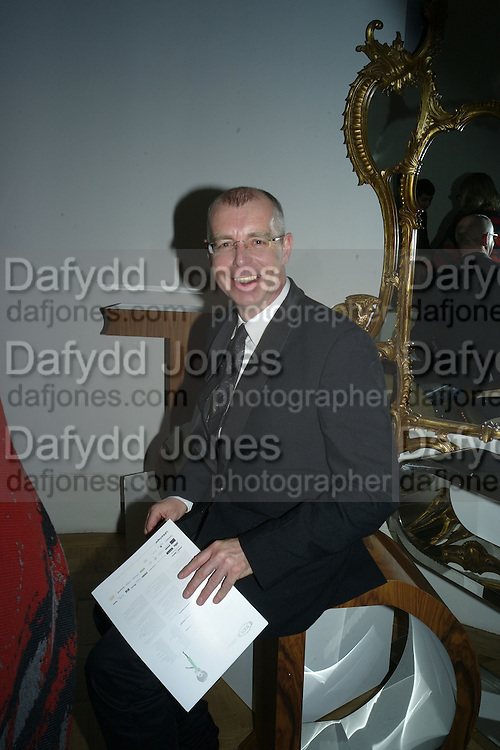 NEIL TENNANT, TOD'S Art Plus Film Party 2008. Party to raise funds for the Whitechapel art Gallery.  One Marylebone Road, London NW1, 6 March, 8.30 - late<br />