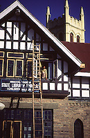 Shimla is home to a number of colonial buildings including the State Library.