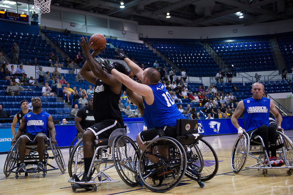 3rd Annual Wounded Warrior Games