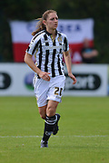 Notts County Ladies forward Aileen Whelan during the FA Women's Super League match between Chelsea Ladies FC and Notts County Ladies FC at Staines Town FC, Staines, United Kingdom on 6 September 2015. Photo by Mark Davies.